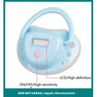 Original Manufacture Baby Nipple Digital Thermometer For Baby Health Care CE FDA Approve Manufactures