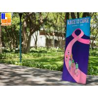 Cheap outdoor vinyl banner, banner with grommet, hanging banner for sale