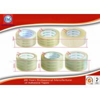 Cheap Transparent BOPP  Self Adhesive Packaging Tape 48mm 55mm 60mm for sale
