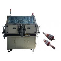 Blower condenser motor armature winding machine Automatic double flyer winder WIND-STR Manufactures