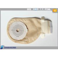 Drainable One Piece Colostomy Bag With Hydrocolloid Skin Barrier , EVOH EVA materials Manufactures
