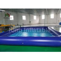 Exciting Outdoor Family Inflatable Swimming Pools For Kids Water Game Manufactures