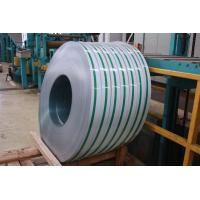 201 / 304 / 410 Cold Rolled Stainless Steel Strips PE Film For Chemical Industry