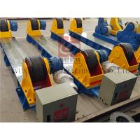 Cheap Wind Tower Industry Conventional Welding Rotator 40T For Tank Vessel for sale