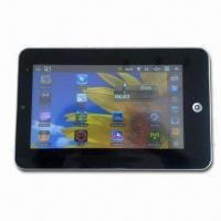 Tablet PC with 0.3MP Camera, Supports Multiple Languages, Android 2.2 Operating System Manufactures