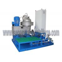 Land Power Plant Fuel Oil Handling System Separator , Marine HFO Treatment Module Manufactures