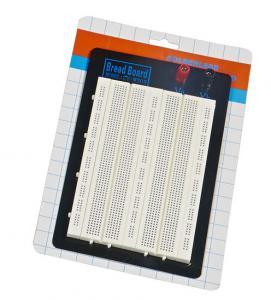 1580 Tie Points Solderless Breadboard Circuit Board Manufactures