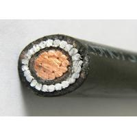 China Low voltage copper XLPE / PVC insulated power cable manufacturer on sale