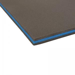 25-333kg/m3 Density Pantone Color Acoustic Soundproofing Xpe Foam Manufactures