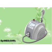 SHR Hair Removal Machine IPL OPT SHR Pain Free with Germany Xenon Lamp LaserTell Manufactures