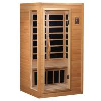 China One Person Portable Sauna Room Indoor Luxury Infrared Sauna Steam Room on sale