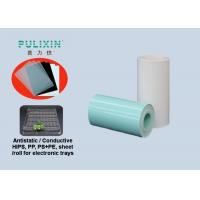 Natural Wearable Matte HIPS Sheet Roll for Upper - end IC Package Stock Manufactures