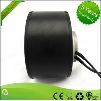 Strong Suction EC Centrifugal Blower Fan / Radial Blade Centrifugal Fan With Big Airflow Manufactures