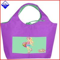 Full Color Reuseable Non Woven Fabric Bags , Non Woven Polypropylene Shopping Bags