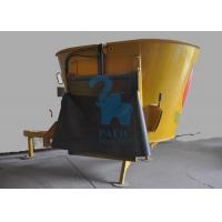 SDR Brand Auger TMR Feed Mixer Auger With Low Maintenance Eco - Friendly