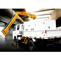 XCMG 2T Hydraulic Arm  safety construction crane, Knuckle Boom Truck Crane CE Manufactures