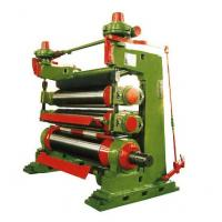 Cheap PVC Film Calender Machine Line Includes Planetary Extruder Machine And Cooler for sale