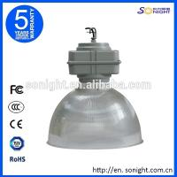 China UL listed induction light high bays with 5 years warranty on sale