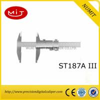 Mono - block Large Vernier Caliper / Stainless Steel Calipers for good sale/High precision calipers Manufactures