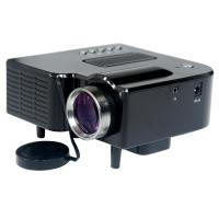 Multimedia HDMI Video Projector With Colorful Retail Package For Children Birthday Gift Manufactures