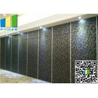 Cheap Top Hanging Sliding Partition Wall Movable Partition Walls Folding Partition Door for sale