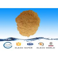 Powder Poly Ferric Sulphate Cas  10028-22-5 as inorganic flocculant agent Manufactures