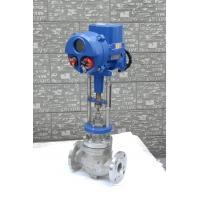 Buy cheap Control Globe Valve Electric Linear Actuators 12v Corrosion Resistance from wholesalers