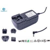 UK US EU AU Interchangeable Plugs Power Adapter 12V 3A for LED Light Manufactures