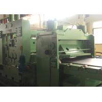 800-12000 Mm Wire Cut To Length Machine , Plate Cutting Machine 9 Roller High Precision Manufactures