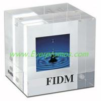 MoMA Double-Sided Photo Cube Paperweight Manufactures