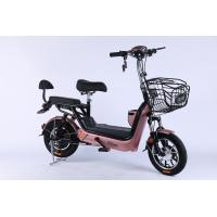 Smart Mini Mobility Scooter Folding E Bike 14 Inch Wheel 25km / H Use Two Seater Manufactures