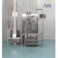 Energy Saving Dry Granulation Machine , Roller Compactor For Pharmaceuticals Manufactures