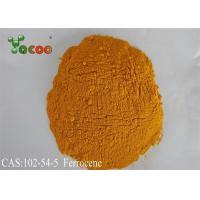 Orange powder Ferrocene  Electrolyte Additives CAS NO  102-54-5 99% Manufactures