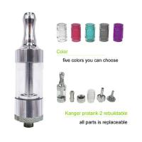New arrival Pro Tank II E Cigarette with Glass Tube Manufactures
