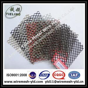 aluminum expanded metal screen,metal sheet filter Manufactures