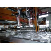 Retail Items PS Foam Plate Machine , Disposable Food Container Making Machine Manufactures