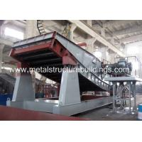 Cheap AISI Prefab Steel Structure workshop , Pre - engineered Workshop for Korea for sale