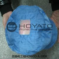 Durable Clean Room Cap , Dustproof ESD Protective Caps For Laboratory Manufactures