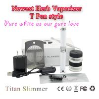 high quality huge vapor many color titan slimmer 650mah original e cigarette starter kit Manufactures