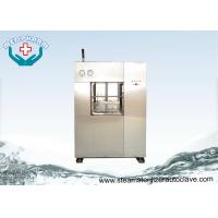 Cheap Automatic Prevacuum Steam Sterilizer With Automatic Low Water Protection for sale