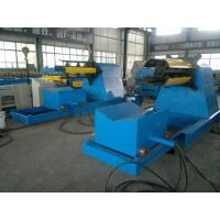 Cheap Hydraulic Uncoiler For Roll Forming Machinery with CNC Control System for sale