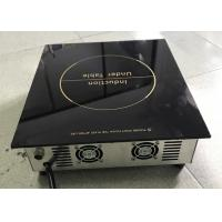 Galley equipment commercial Induction  cooker with Ceramic Glass 1800W / 220V Manufactures