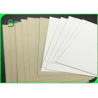 250gsm - 400gsm 61 * 61cm Coated Duplex Paper Board For Toothpaste Boxes Manufactures