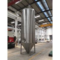 Jacketed Stainless Steel Beer Making Equipment For Brewing Institute / Bar / Brewery