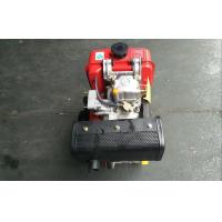 Cheap Electric Starter 5.6kva Small Diesel Engine Single Cylinder 1800rpm Rated Speed for sale