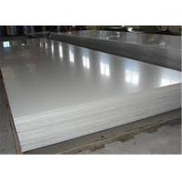 No. 4 Food Grade Stainless Steel Sheet , 300 Series Stainless Steel Sheet Metal Roll Manufactures