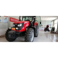 MF600 Euro III Engine YTO Farm Wheel Tractor With Driver Cab And A/C Manufactures