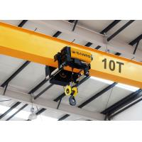 China Customized Monorail Double Speed / Frequency Conversion Drive 1-20t Euro Design Electric Monorail Hoist on sale