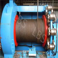 China Factory directly supplyl lebus groove drum and  lebus split sleeve and drilling winch crane winch on sale
