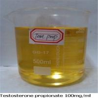 57-85-2 Injectable Semi - Finished Strongest Testosterone Steroid Oil Testosterone Propionate 100 / 200mg/Ml